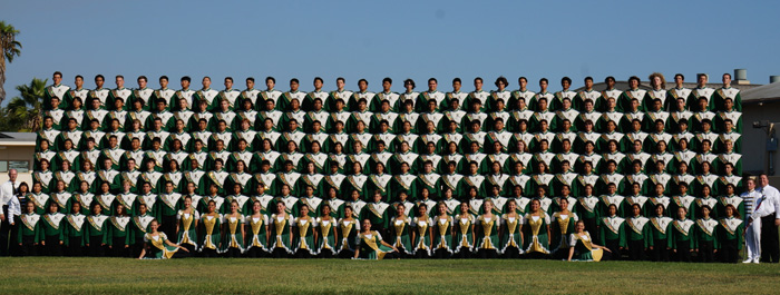 Shamrock Regiment 2014-2015